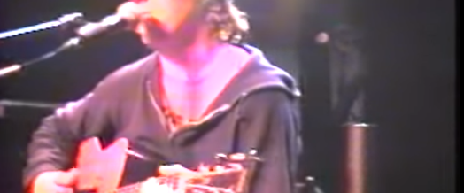 NEW Elliott Smith Performance Footage: New Years Eve 1999 at The Knitting Factory in New York City